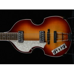 Hofner Contempo Left Handed Bass.