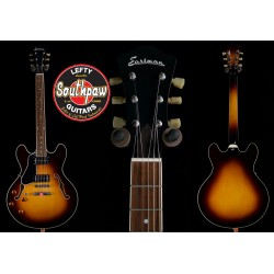 Eastman 386 Compares with Gibson 335