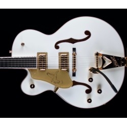 2019 GRETSCH WHITE FALCON-New