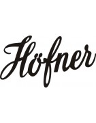 Hofner Electric Left Handed Guitars